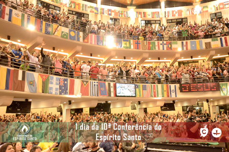 conf do espirito santo